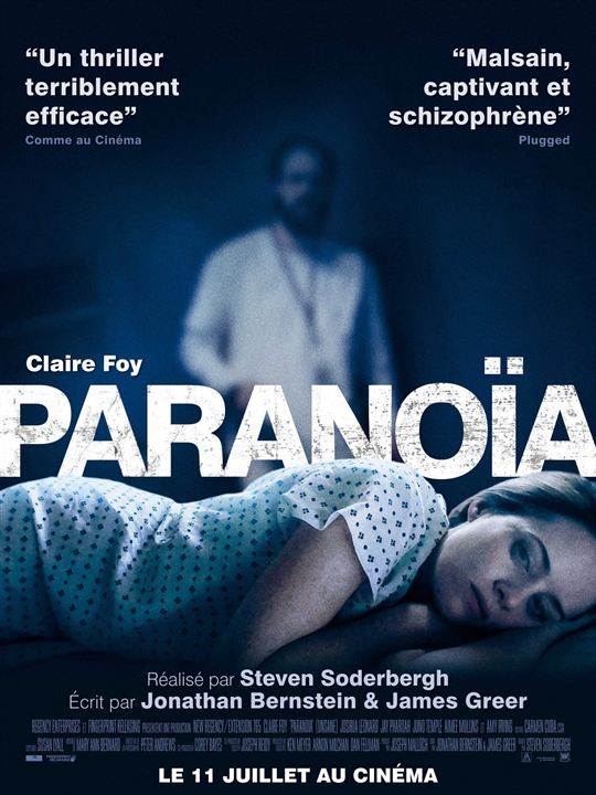 Paranoïa : Affiche