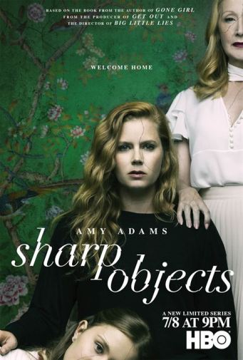 Sharp Objects : Affiche