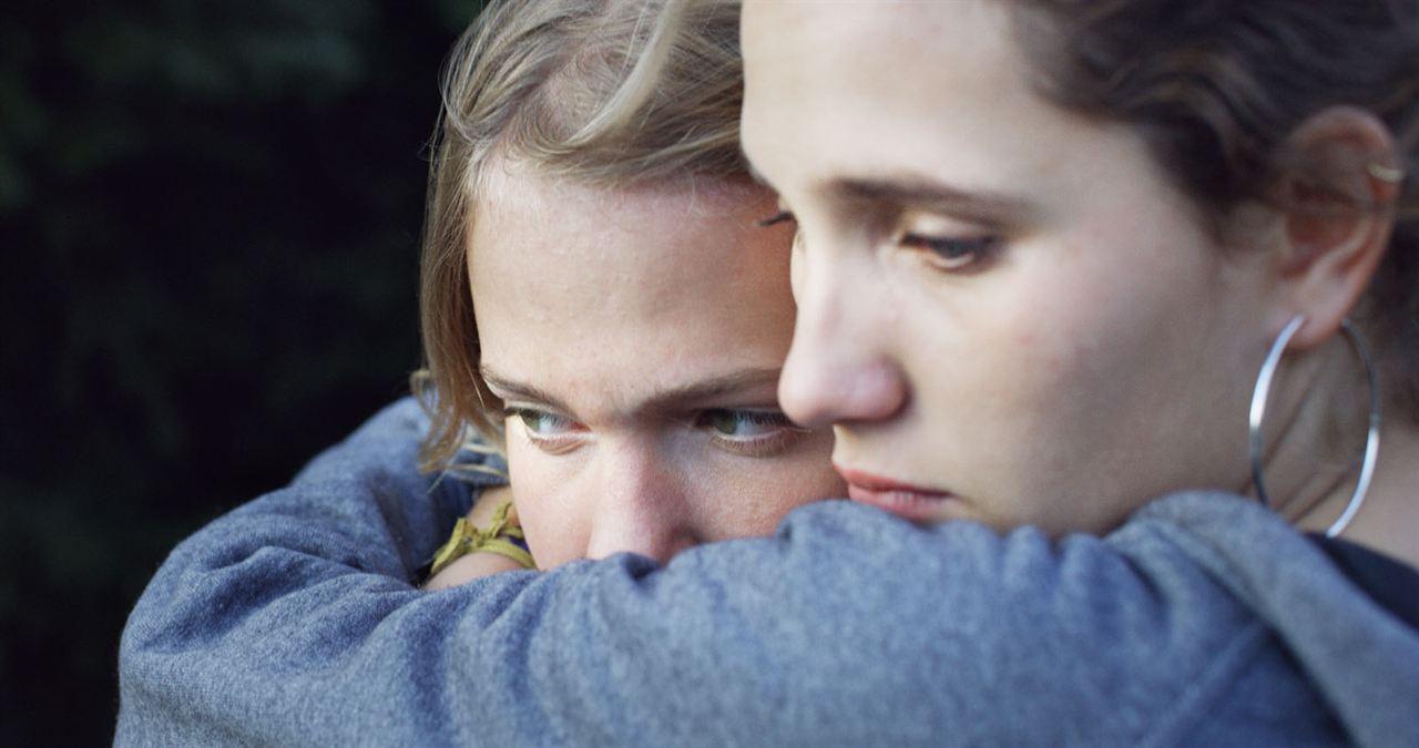 C'est ça l'amour : Photo Justine Lacroix, Sarah Henochsberg