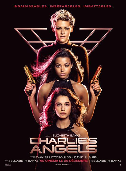 Charlie's Angels : Affiche