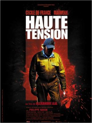 Haute tension : Affiche