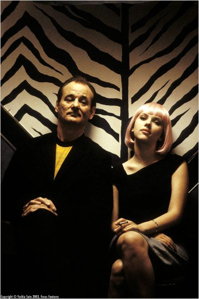 Lost in Translation : Photo Bill Murray, Scarlett Johansson, Sofia Coppola