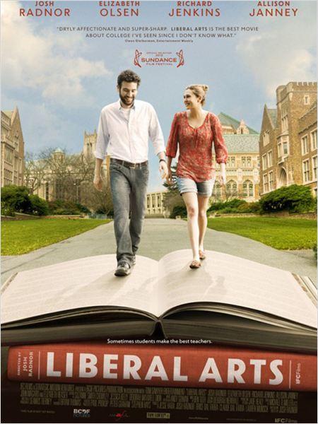 Liberal Arts : affiche