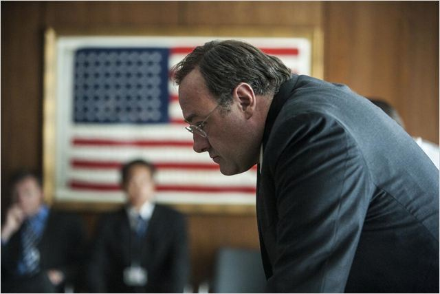 Zero Dark Thirty : photo James Gandolfini