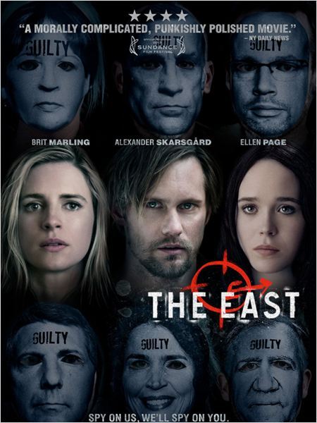 The East : Affiche