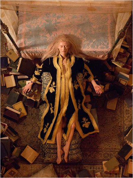 Only Lovers Left Alive : Photo Tilda Swinton