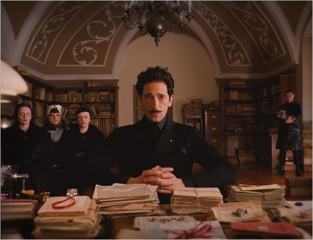 The Grand Budapest Hotel : Photo Adrien Brody