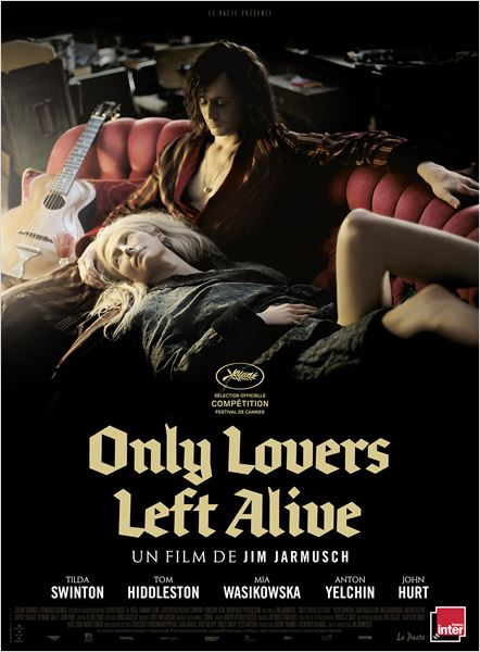 Affiche - Only Lovers left alive