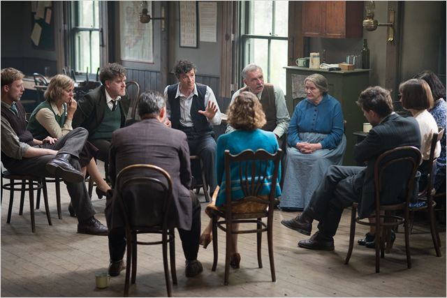 Jimmy's Hall : Photo Aileen Henry, Barry Ward, Denise Gough, Martin Lucey, Mikel Murfi