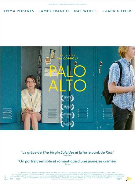 Palo Alto : Affiche