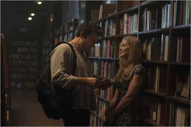 Gone Girl : Photo Ben Affleck, Rosamund Pike