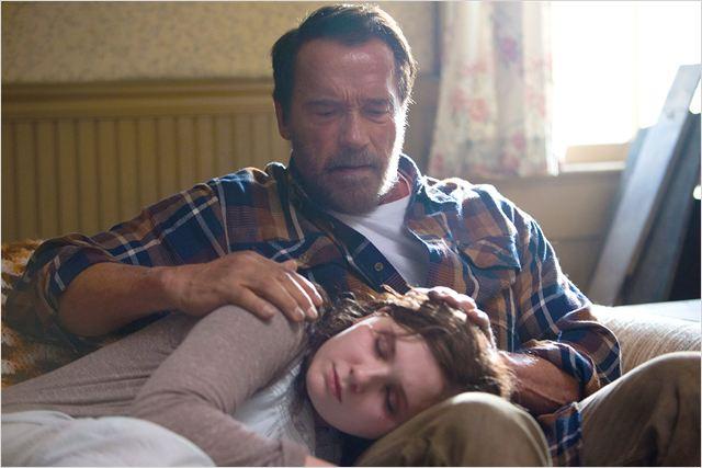 Maggie : Photo Abigail Breslin, Arnold Schwarzenegger