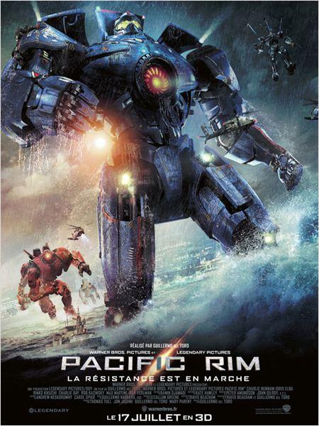 Affiche - Pacific Rim
