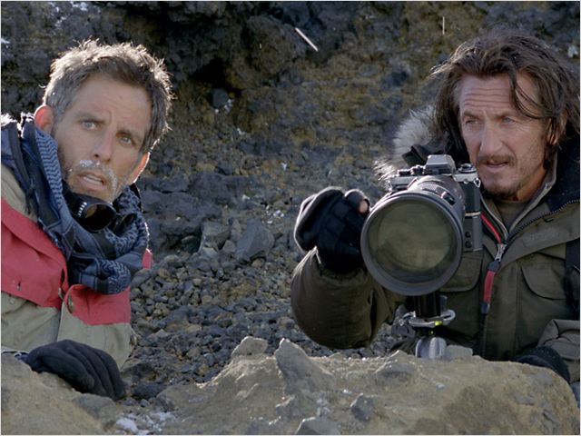 La Vie rêvée de Walter Mitty : Photo Ben Stiller, Sean Penn