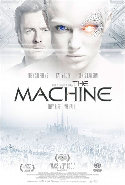 The Machine : Affiche