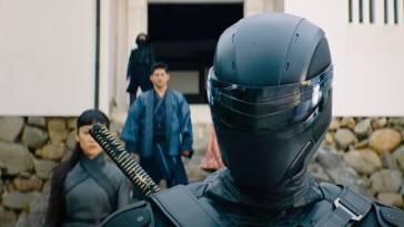 Nouvelle bande-annonce Snake Eyes : images spectaculaires pour le spin-off de G.I. Joe – Actus Ciné
