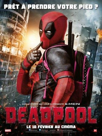 Mon avis sur Deadpool 1