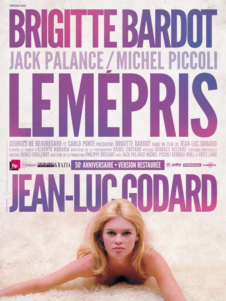Le mépris - film 1963 - AlloCiné