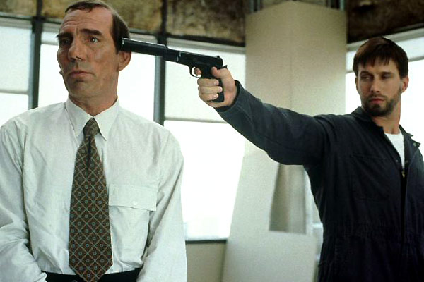 Usual Suspects : Photo Pete Postlethwaite, Stephen Baldwin