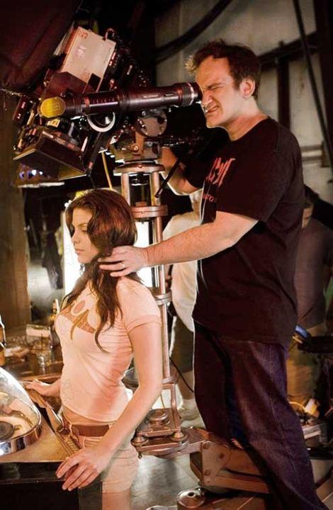 Boulevard de la mort - un film Grindhouse : Photo Quentin Tarantino, Vanessa Ferlito