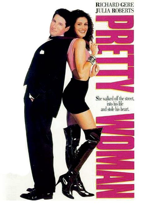 Pretty Woman : Affiche Garry Marshall