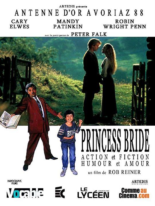 Princess Bride : Affiche Rob Reiner
