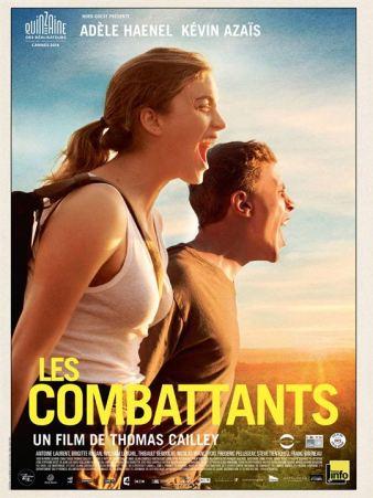 Les Combattants : Affiche