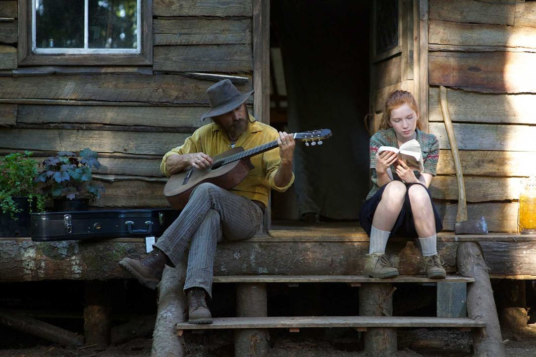 Captain Fantastic : Photo Annalise Basso, Viggo Mortensen