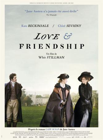 Love & Friendship : Affiche