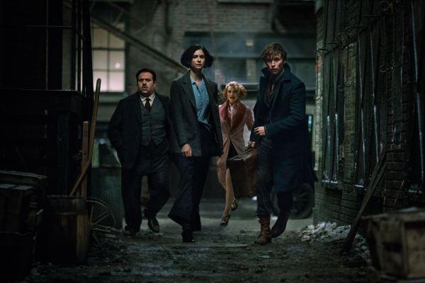 Les Animaux fantastiques, harry potter, magie et sorciers