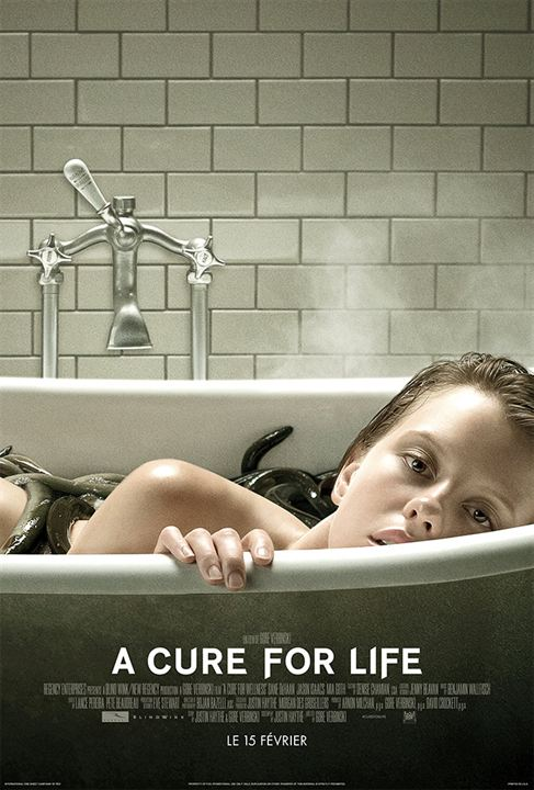 A Cure for Life : Affiche