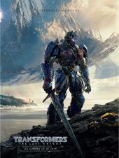 Transformers: The Last Knight : Affiche