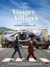 Visages Villages : Affiche
