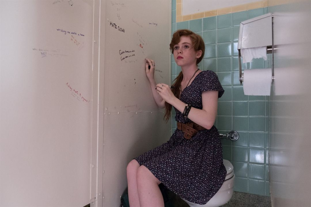 Ça : Photo Sophia Lillis