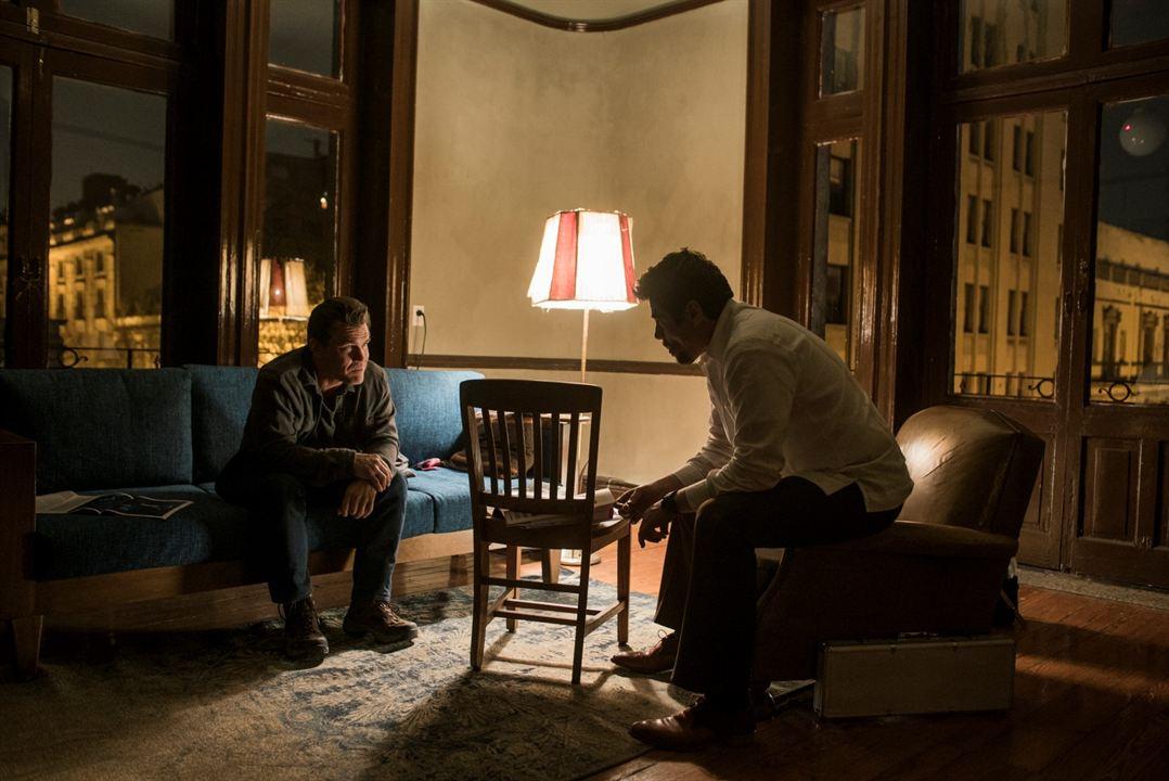 Sicario La Guerre des Cartels : Photo Benicio Del Toro, Josh Brolin