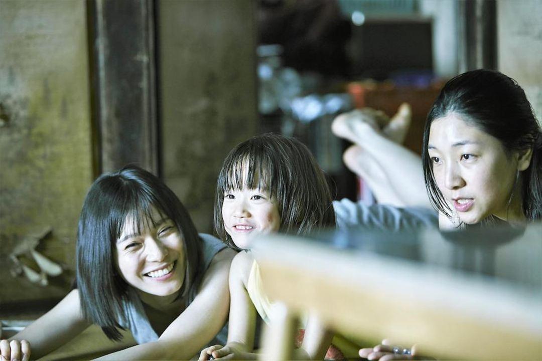 Une Affaire de famille : Photo Mayu Matsuoka, Miyu Sasaki, Sakura Andô