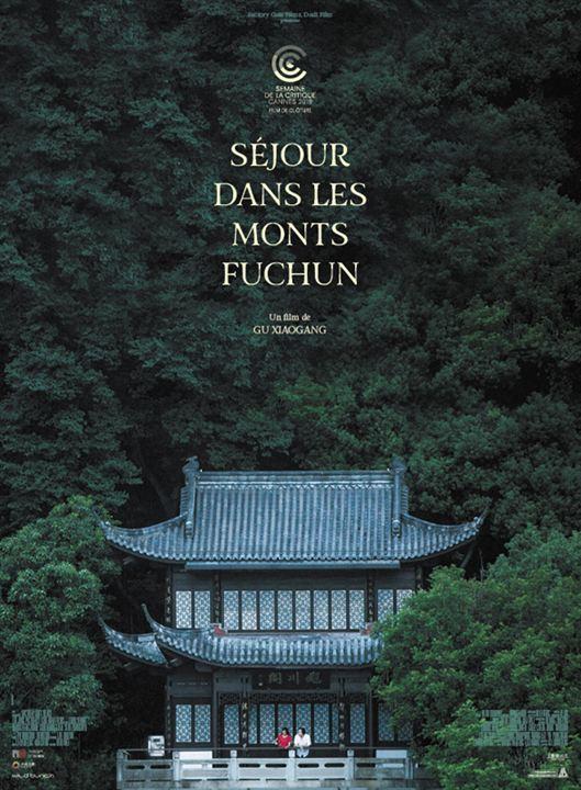 Séjour dans les monts Fuchun : Affiche