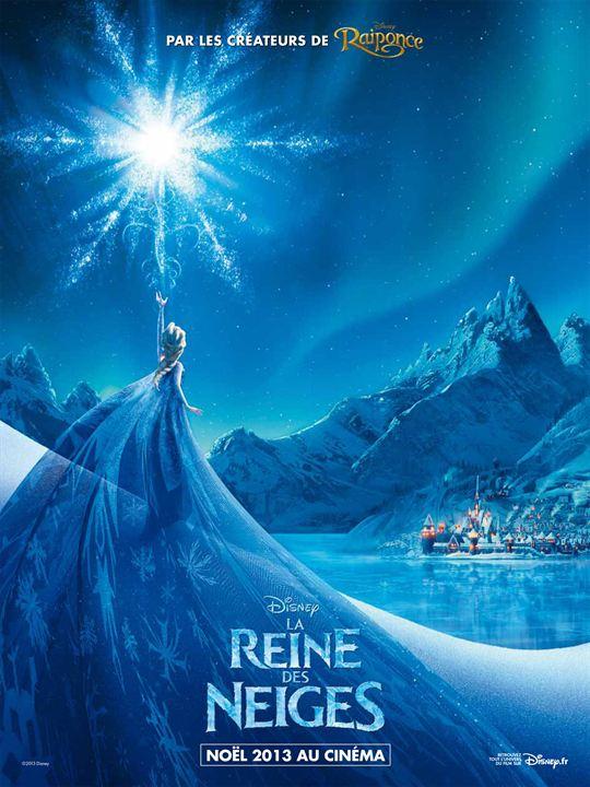 La Reine des neiges : Affiche