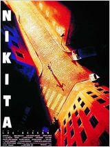 Affiche du film Nikita de Luc Besson