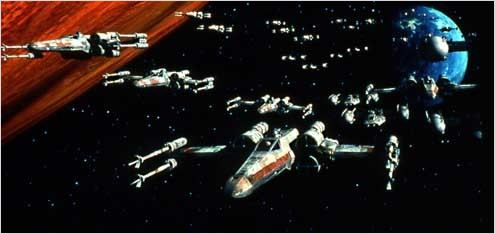Star Wars : Episode IV - Un nouvel espoir (La Guerre des étoiles) : Photo George Lucas
