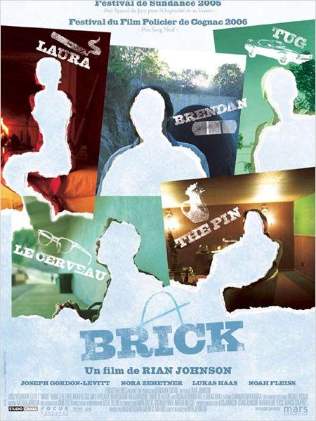 Affiche - Brick