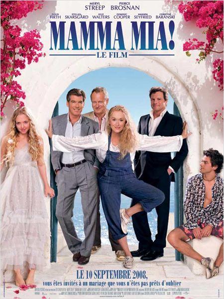 Mamma Mia ! : affiche