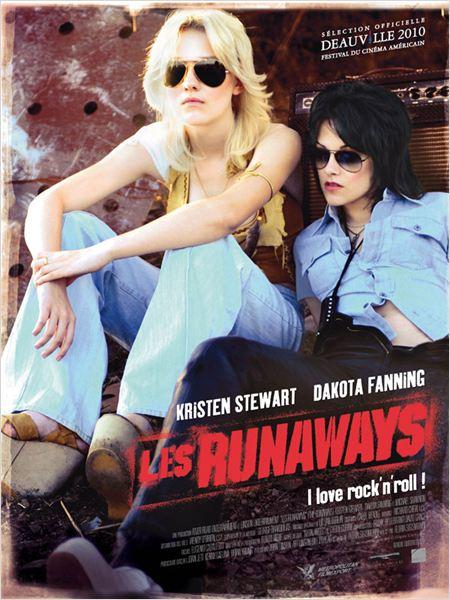 Les Runaways : affiche