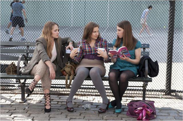 Photo Jemima Kirke, Lena Dunham, Zosia Mamet