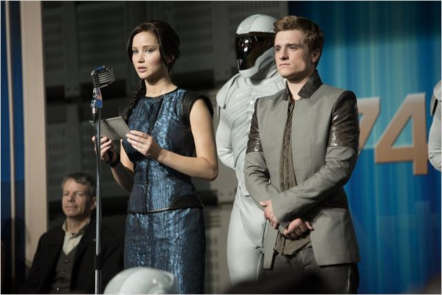 Hunger Games - L'embrasement : Photo Jennifer Lawrence, Josh Hutcherson