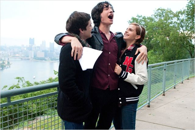 Le Monde de Charlie : Photo Emma Watson, Ezra Miller, Logan Lerman