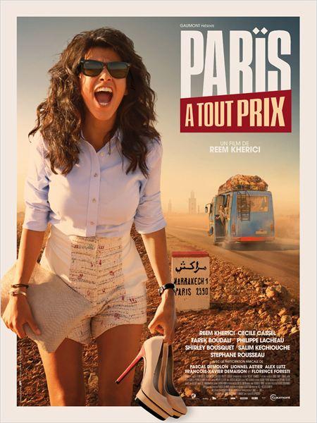 Paris à tout prix : Affiche