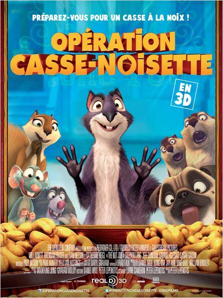 Opération Casse-noisette : Affiche