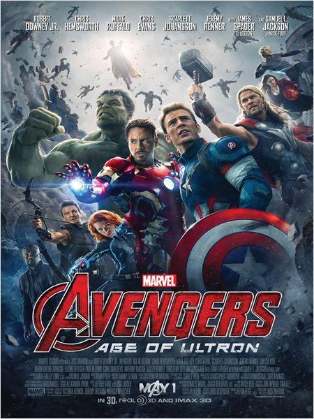 Avengers : L'ère d'Ultron : Affiche