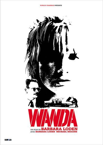 Wanda : Affiche Barbara Loden